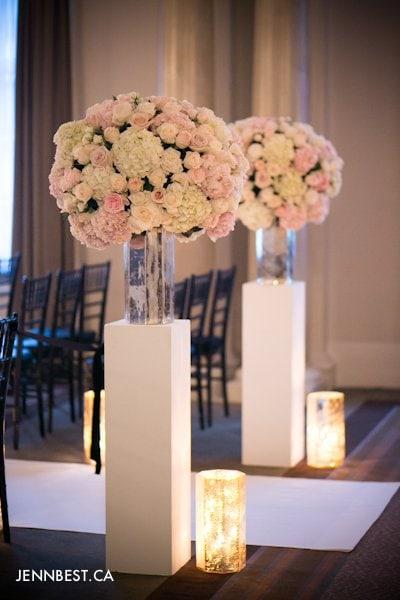 vancouver club wedding floral