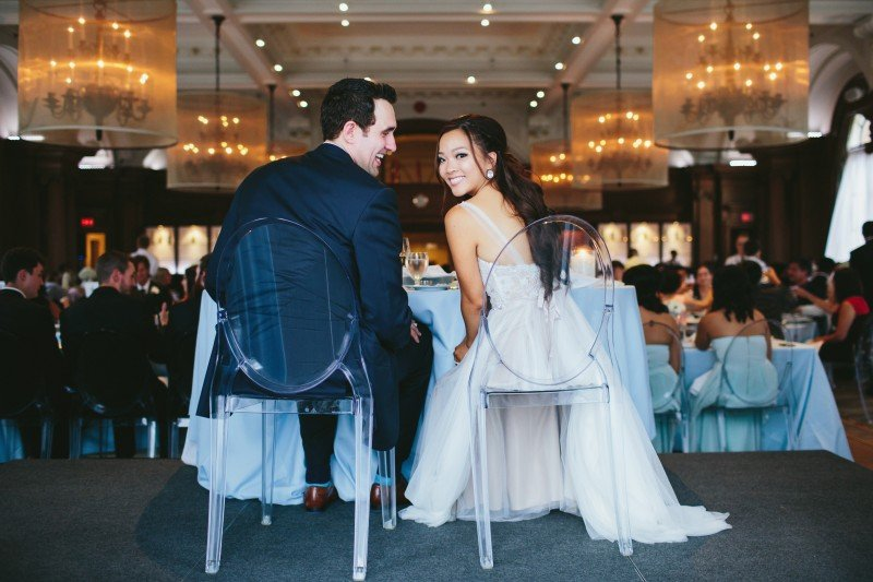 vancouver club wedding reception