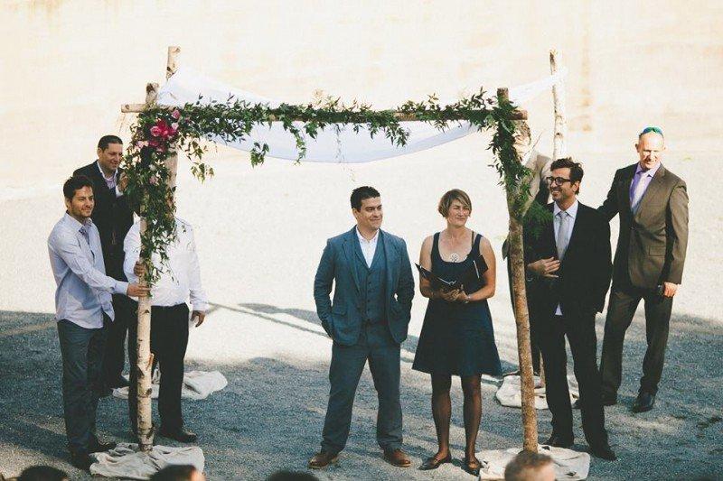vancouver wedding altars