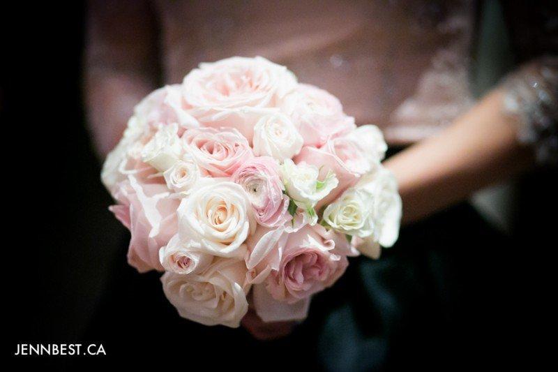 vancouver wedding bouquet