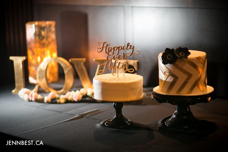vancouver wedding cake ideas