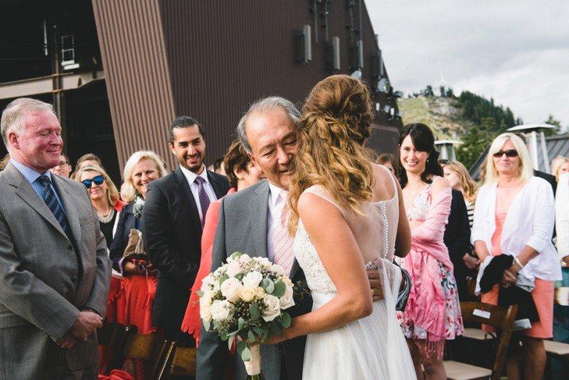 vancouver wedding ceremony