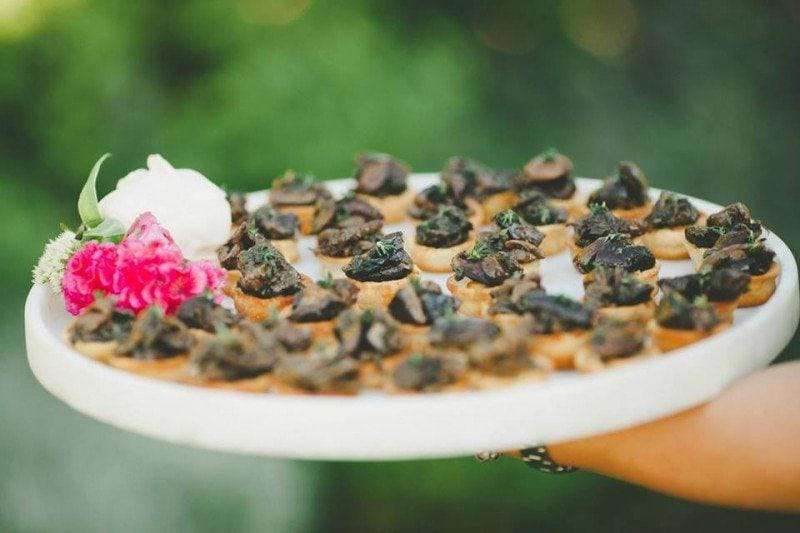 vegan wedding food vancouver