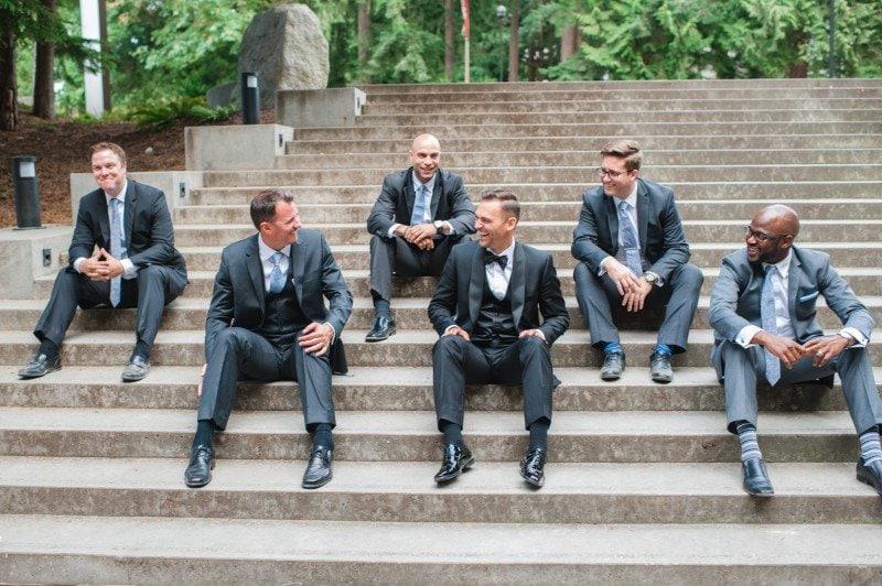 wedding best men