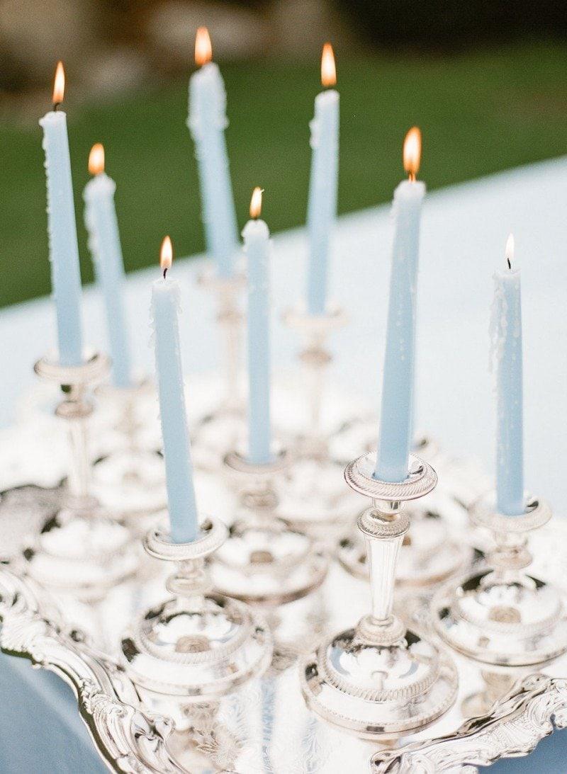 wedding candle idea vancouver