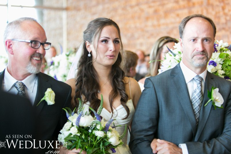 wedding ceremony Alicia Keats Weddings