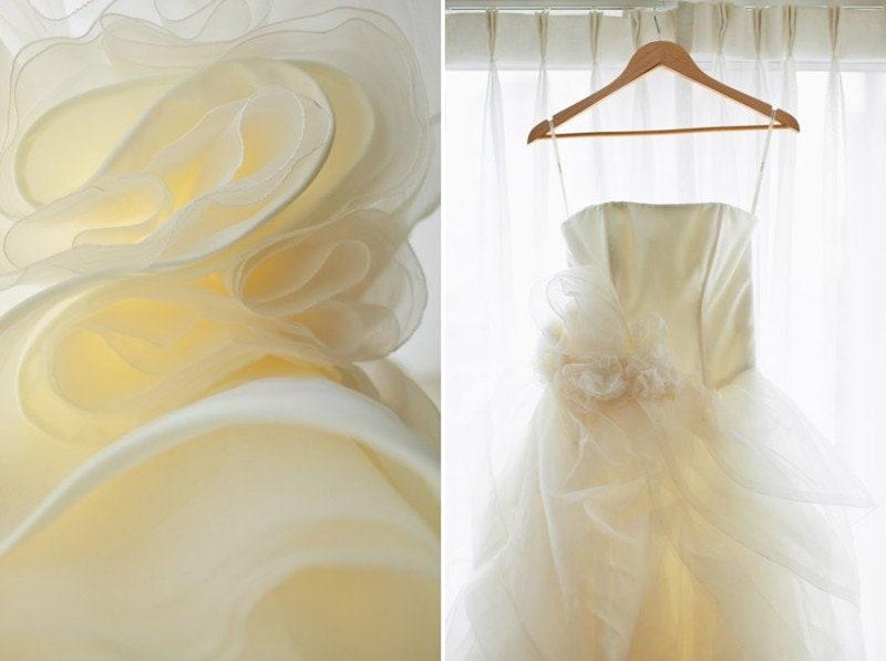 wedding dress photo Alicia Keats