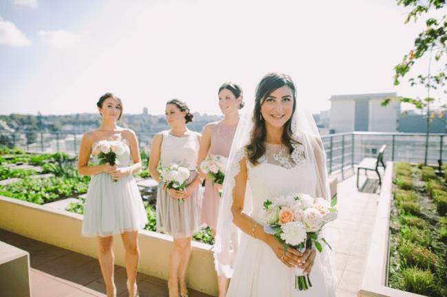 wedding floral vancouver
