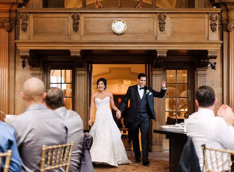 wedding receptions vancouver