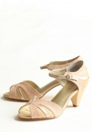 wedding shoes vintage