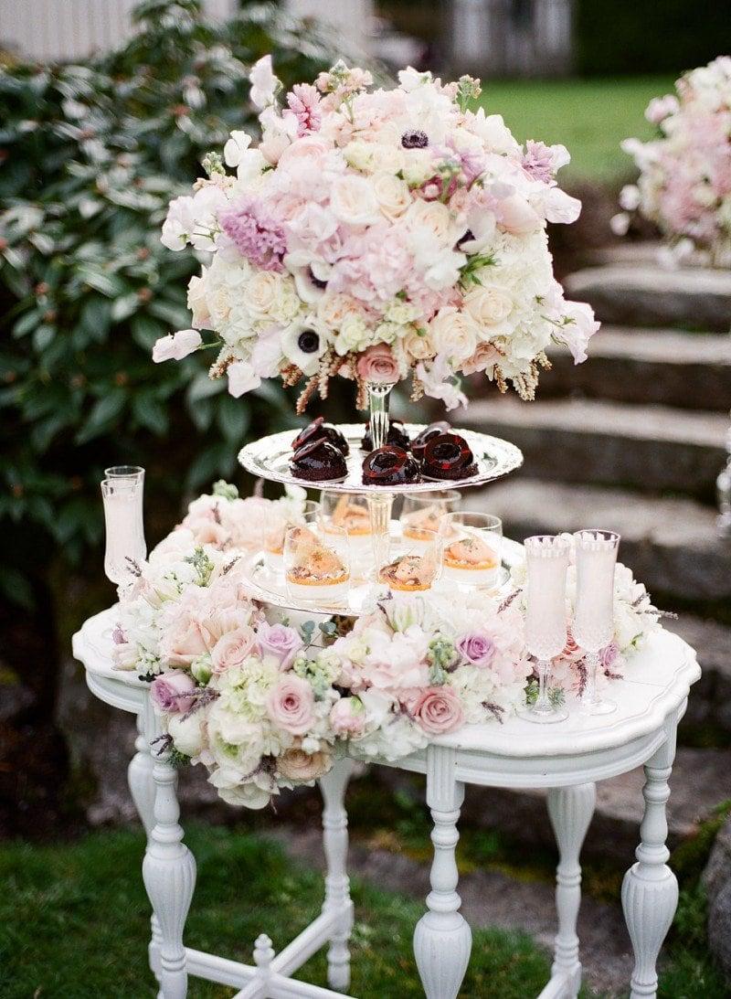 wedding treats vancouver