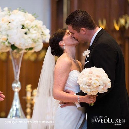 wedluxe wedding